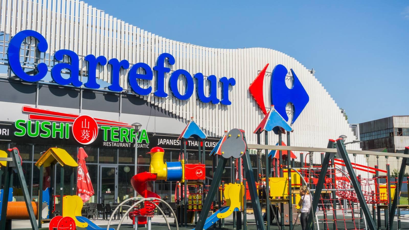 Carrefour Romania protectie