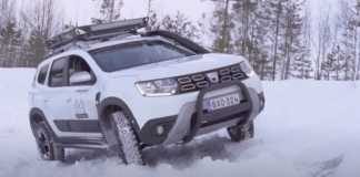 DACIA Duster modificat