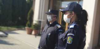Jandarmeria Romana deplasare persoane 65 ani