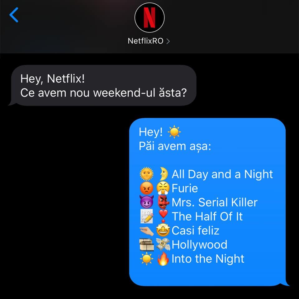 Netflix wekeend 3 mai