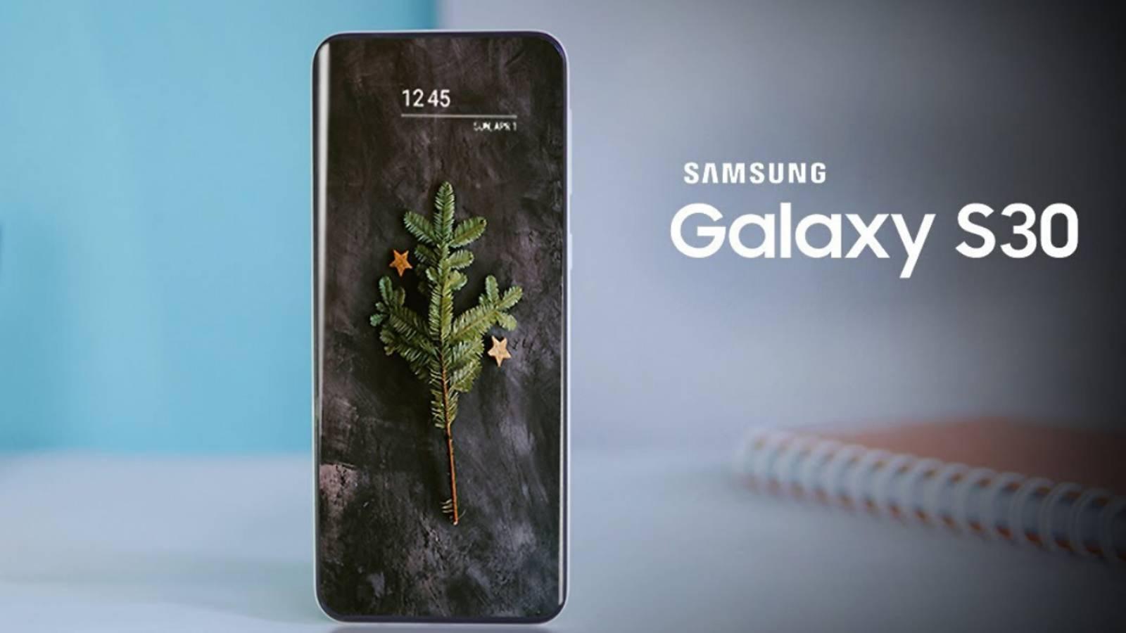 Samsung GALAXY S30 ecrane