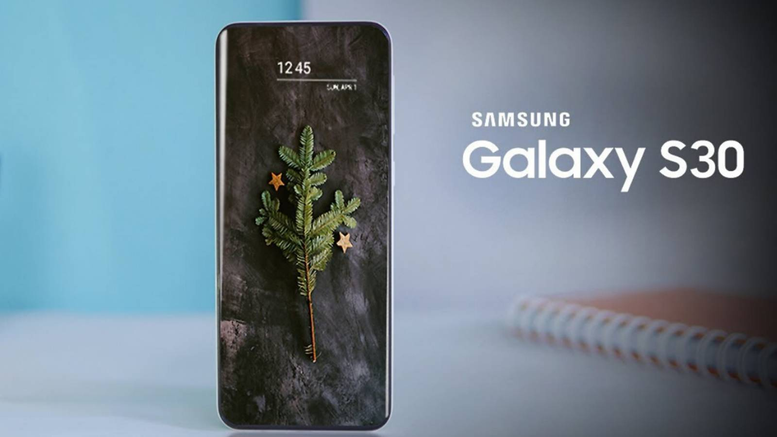 Samsung GALAXY S30 fabricatie