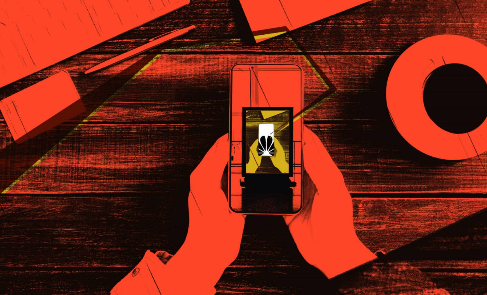 Telefoanele Huawei salvare