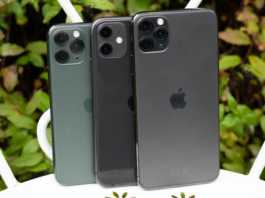 iPhone 11 DISTRUGE Samsung Huawei
