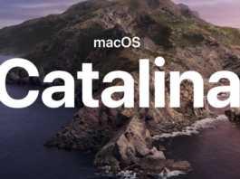 macOS Catalina 10.15.5