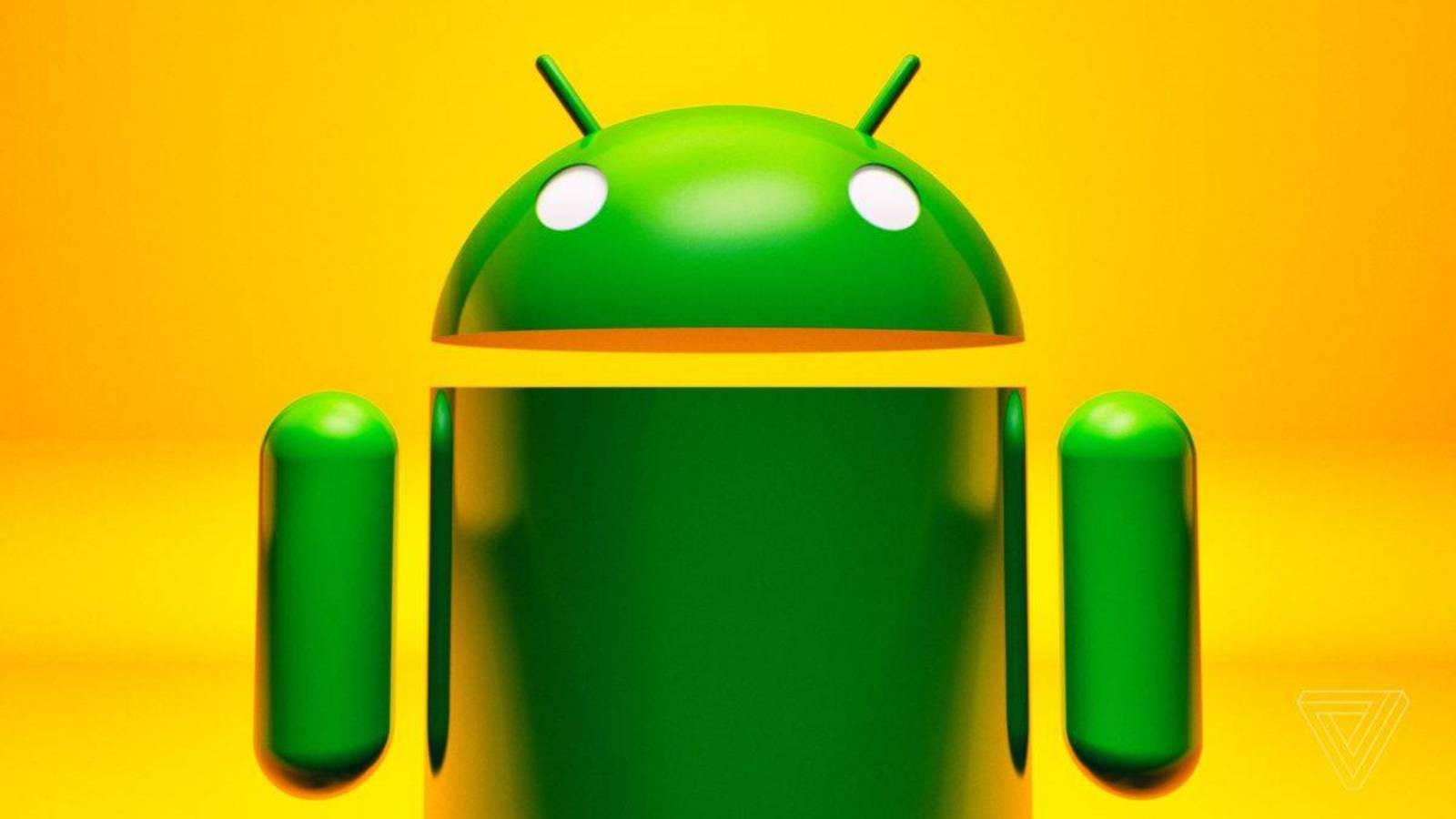 Android asteptari