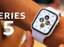 Apple Watch Elimina Apa Interior VIDEO