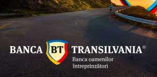 BANCA Transilvania distantare