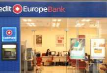 Credit Europe Bank aplicatie