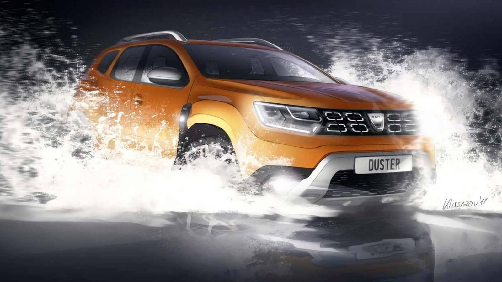 DACIA Duster companion