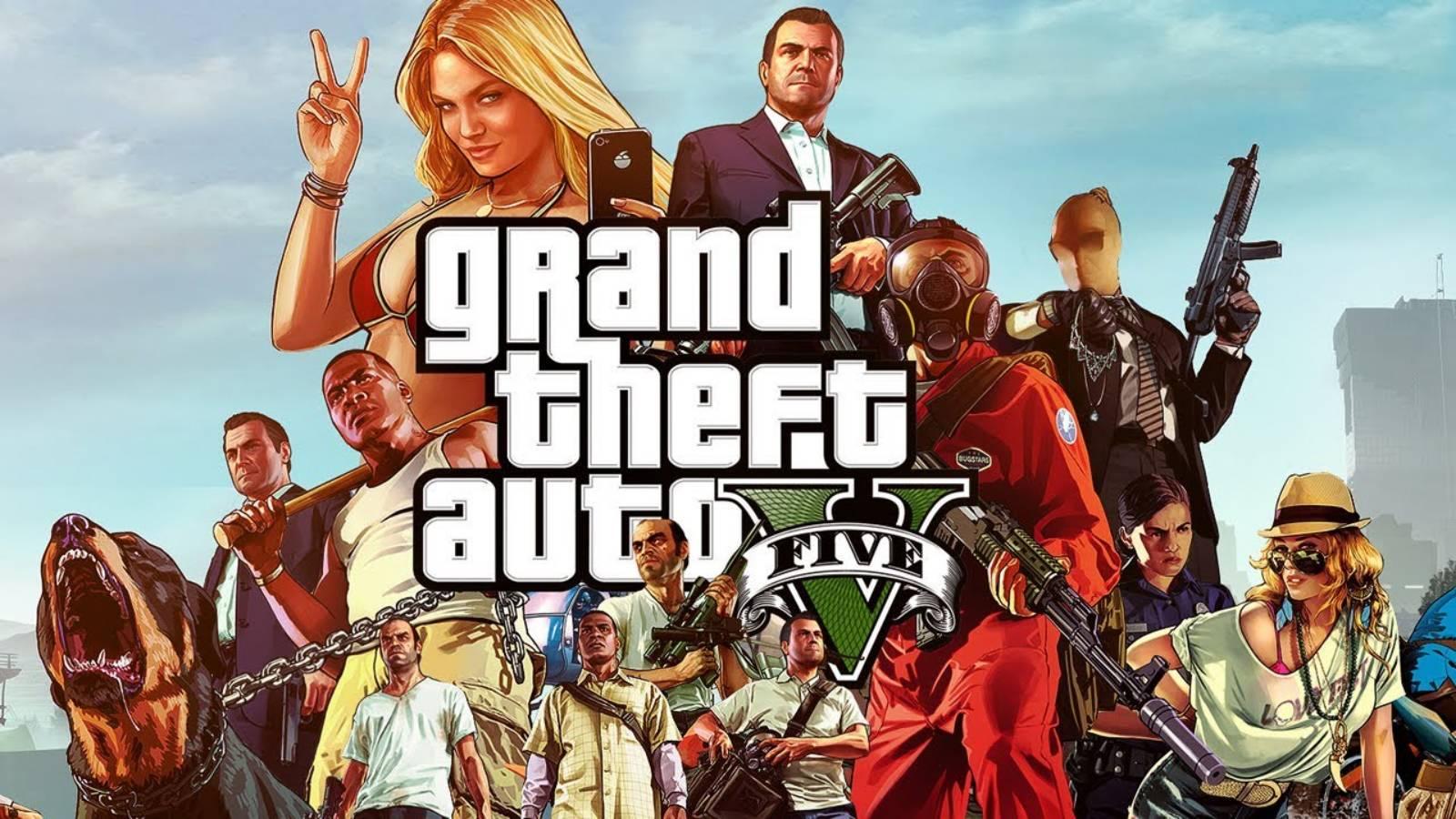 GTA 5 continuare