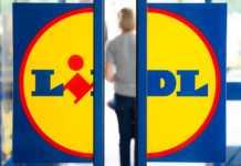 LIDL Romania plastic