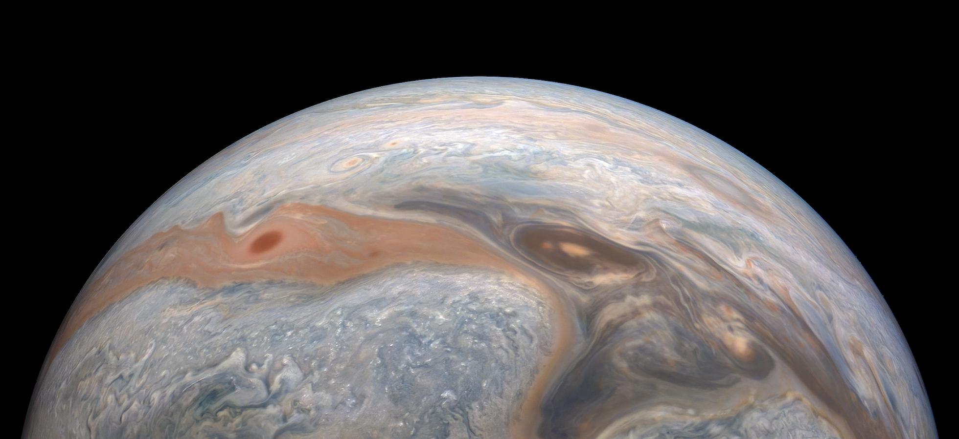 Planeta Jupiter galerie imagini distanta