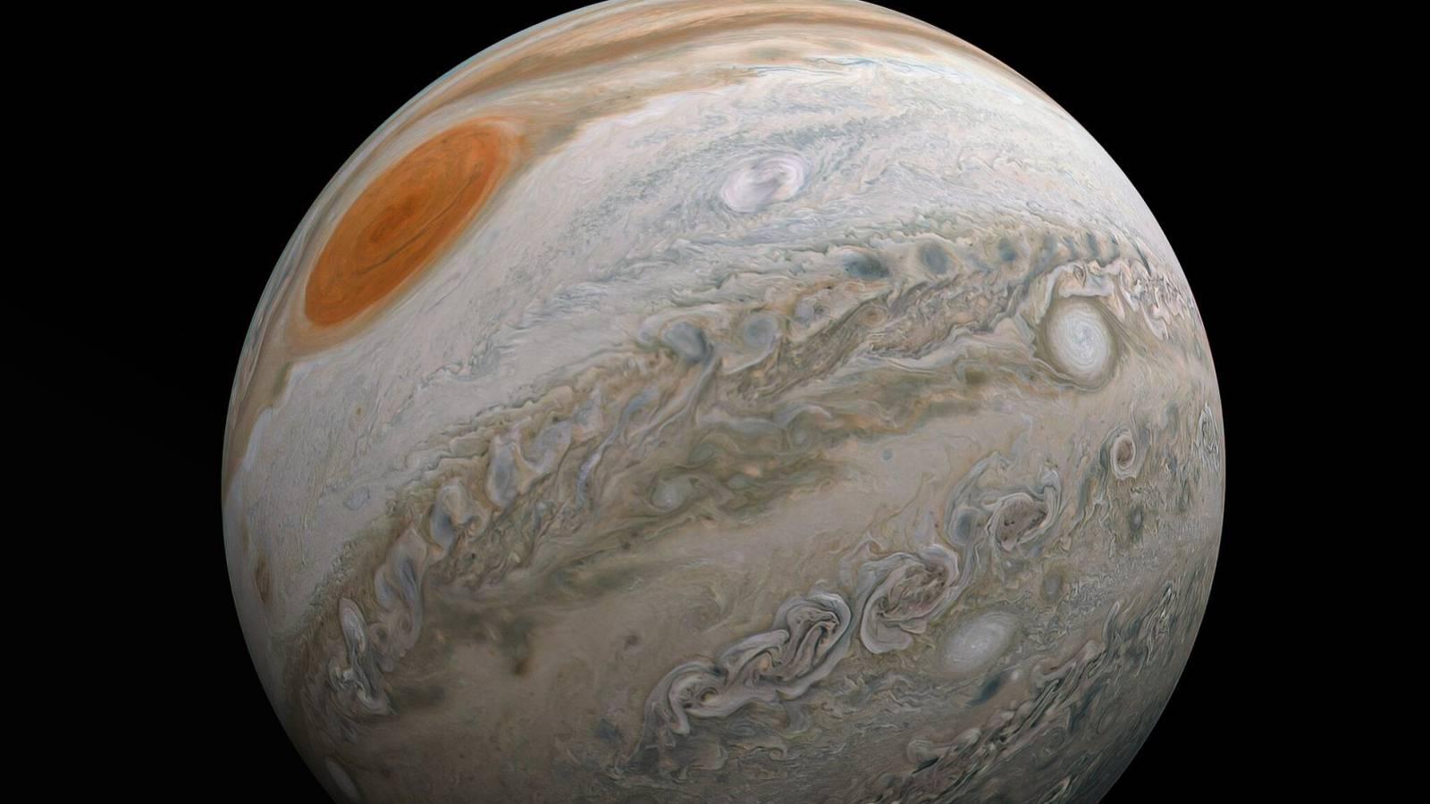 Planeta Jupiter galerie imagini