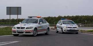 Politia Romana avertizare circulatia drumurile publice