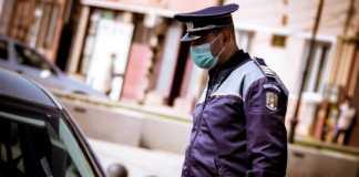 Politia Romana comportament mediul online