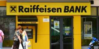 Raiffeisen Bank comision