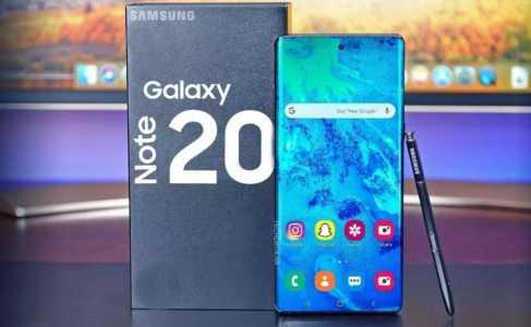 Samsung GALAXY Note 20: Design-ul FINAL Dezvaluit in Poze