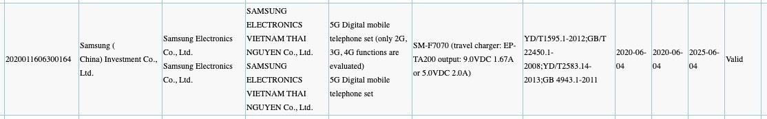 Samsung NOTE 20 Z Flip 5G OFICIAL 3c