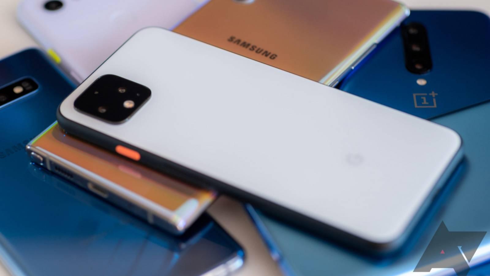 Telefoanele Android incarcare