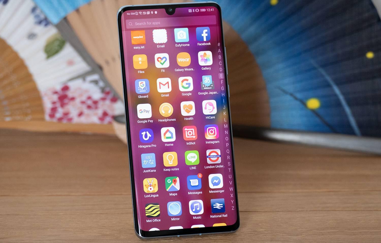 Telefoanele Huawei mai
