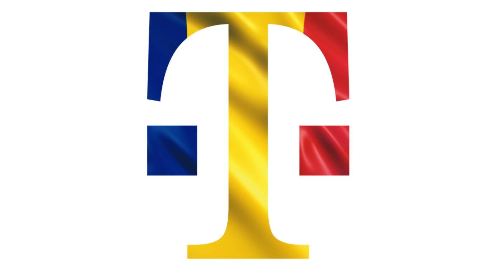 Telekom logo tricolor