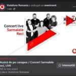 Vodafone sarmalele reci