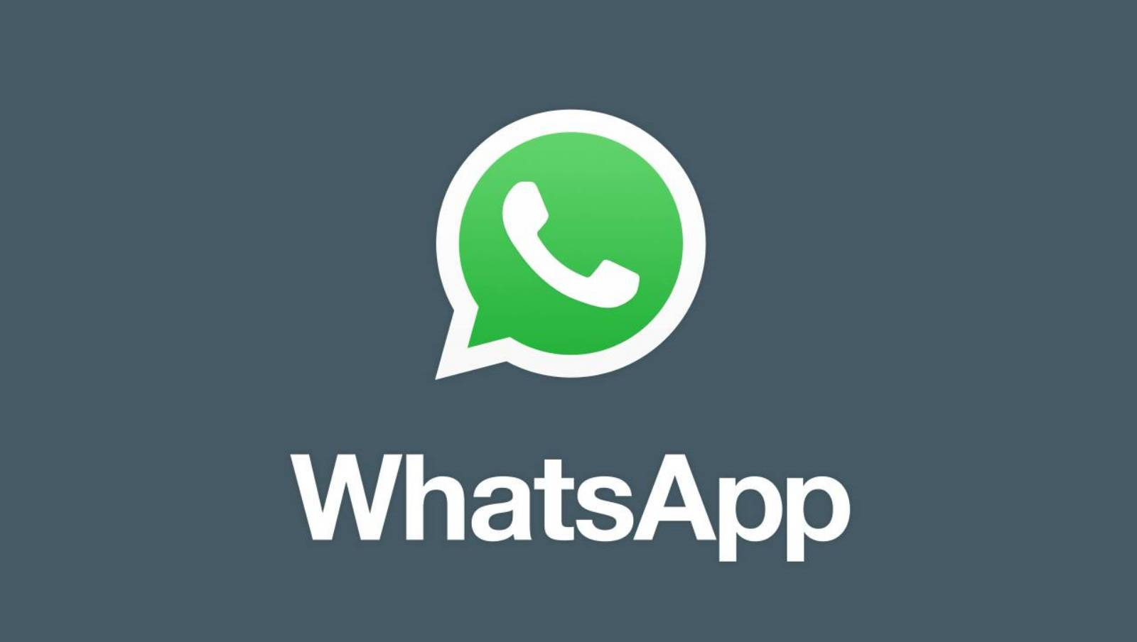 WhatsApp Web dark