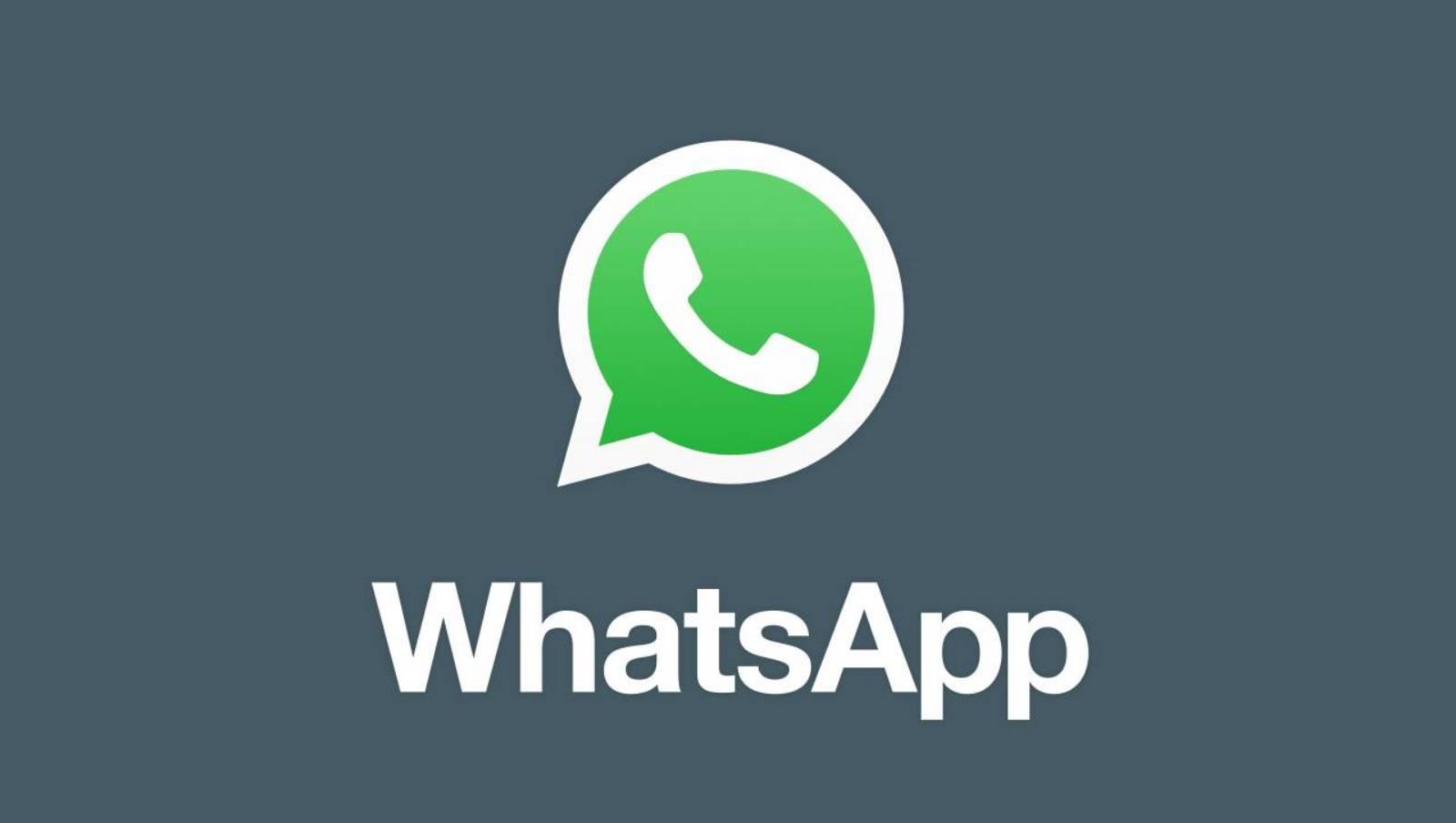 WhatsApp imessage