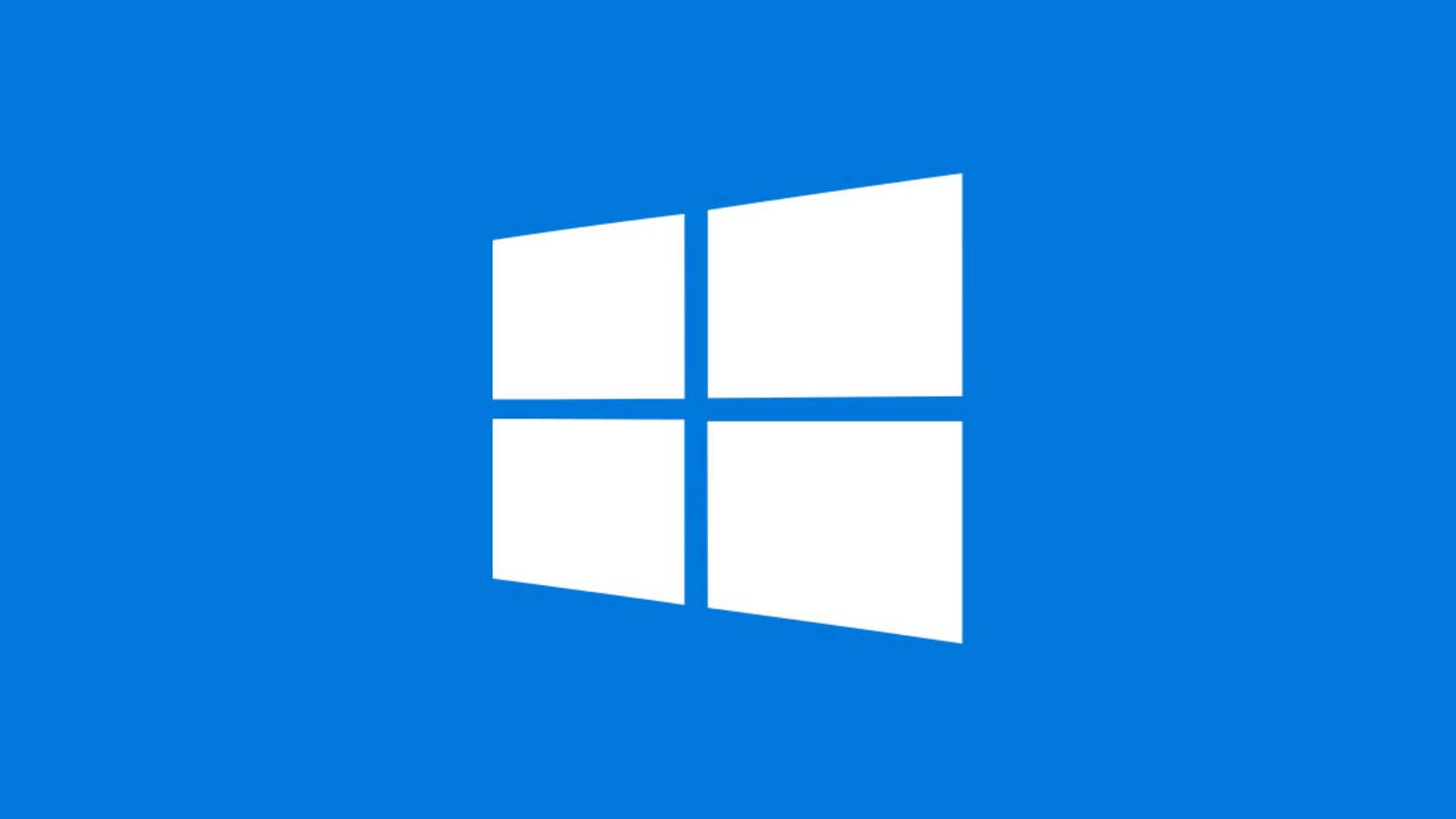 Windows 10 segment