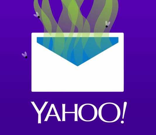 Yahoo Mail interzis