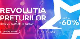 eMAG revolutia preturilor 16 iunie