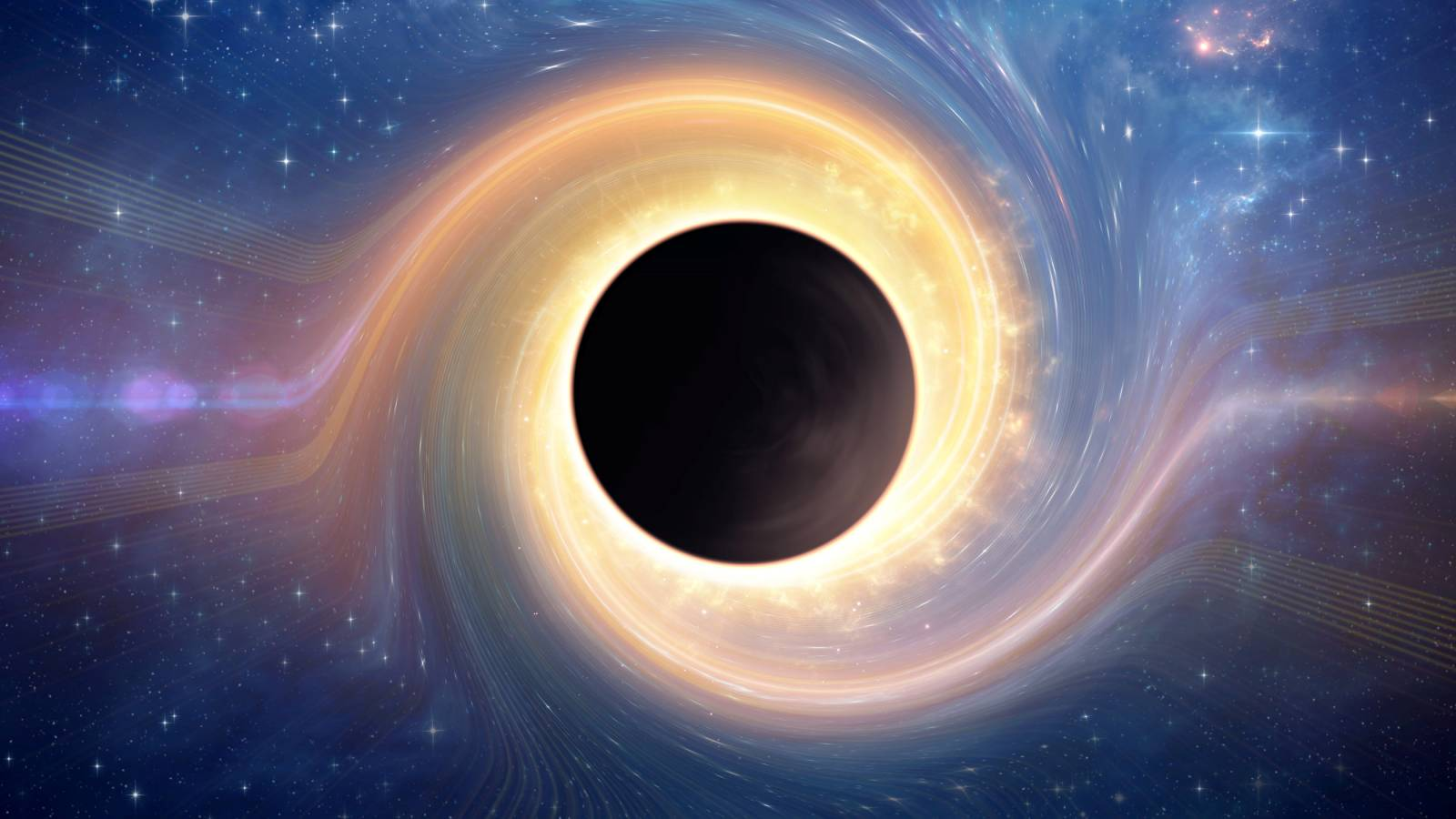 gaura neagra supernova