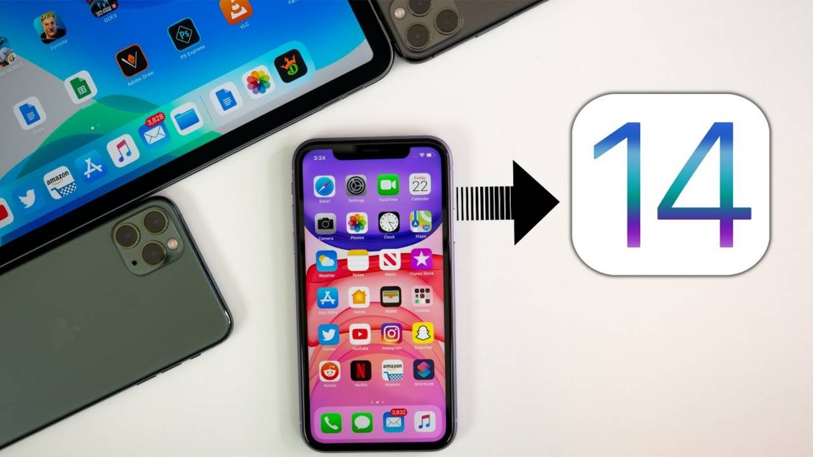 iOS 14 Beta 22 iunie