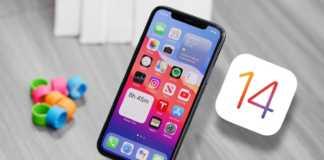 iOS 14 atingeri