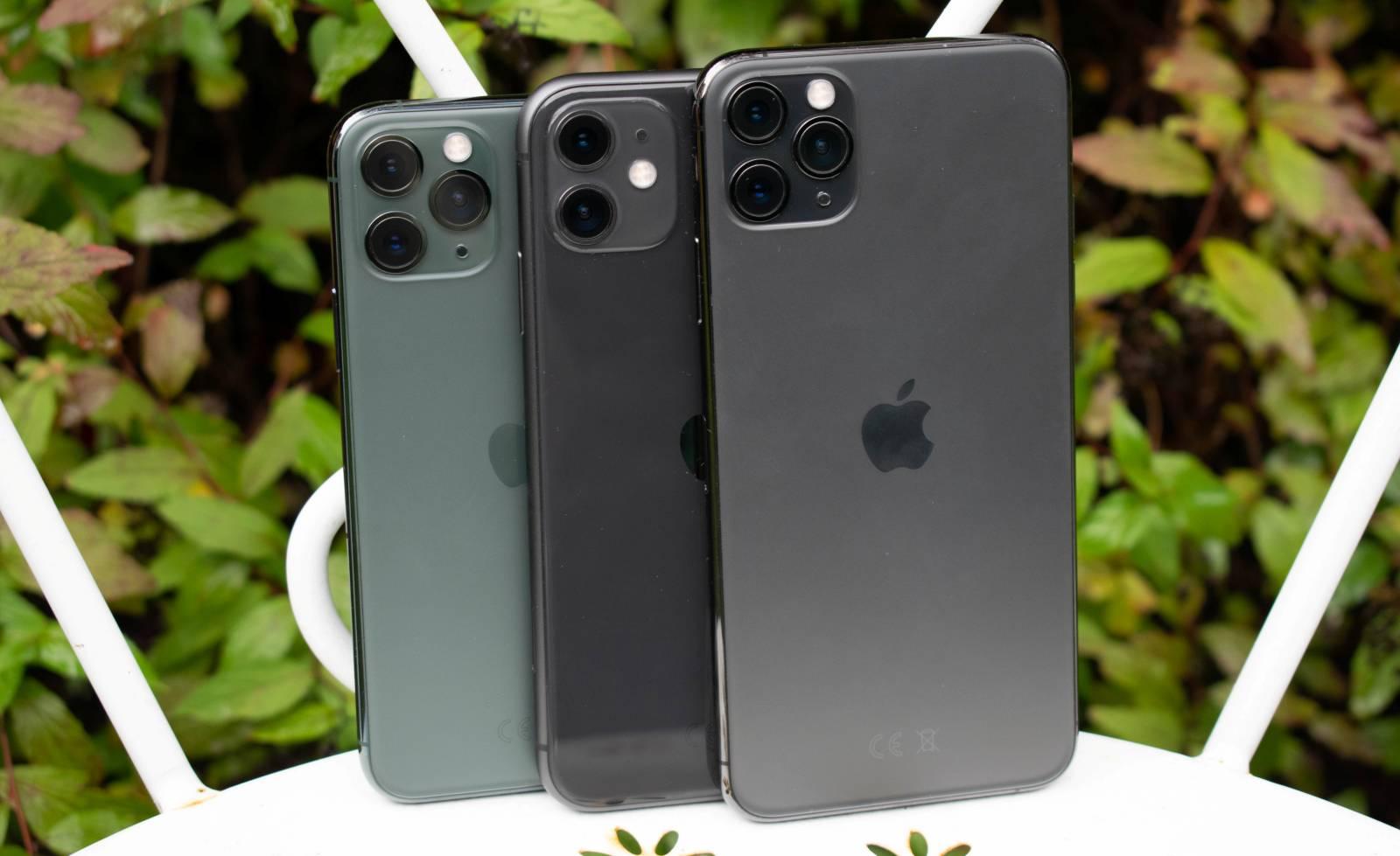 iPhone 11 problema ecran verde