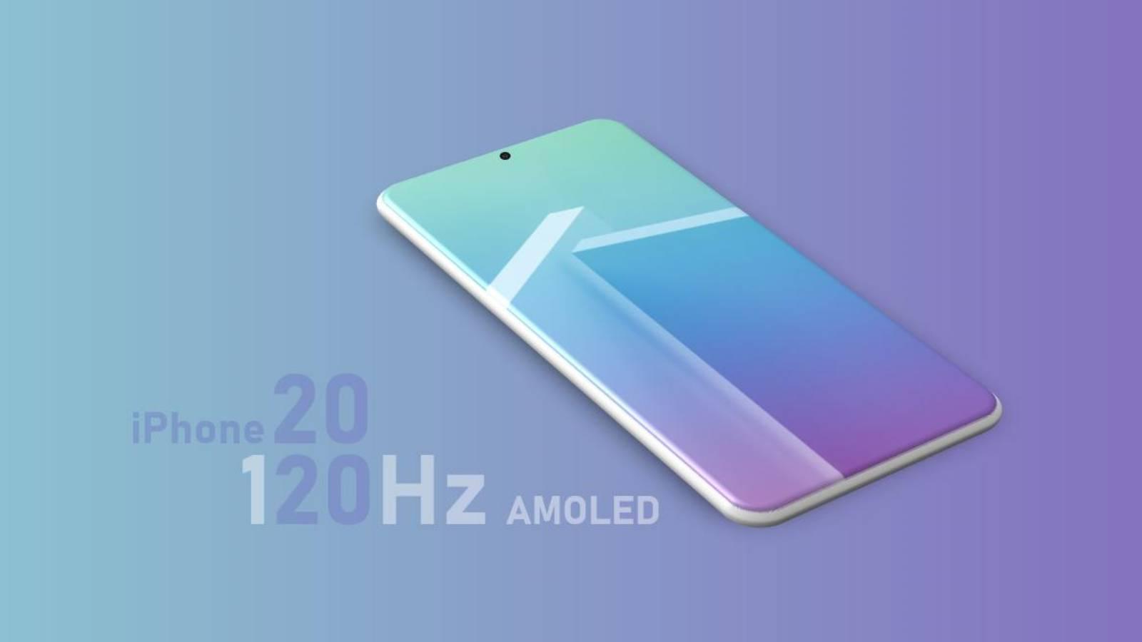 iPhone 12 Pro 120 hz