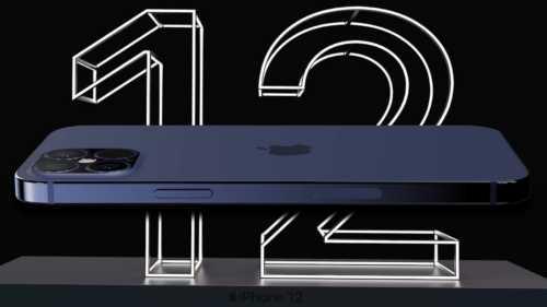 iPhone 12: Asa vor Arata Telefoanele Noi de la Apple in 2020