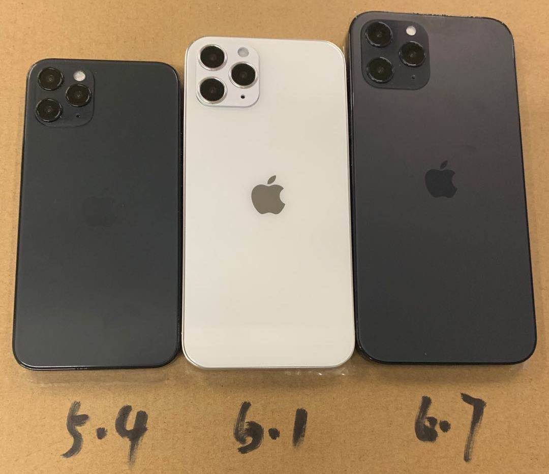 iPhone 12 modele noi machete apple