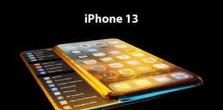 iPhone 13 Concept Visai