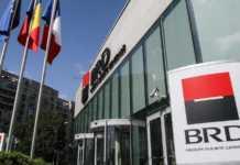 BRD Romania plateste