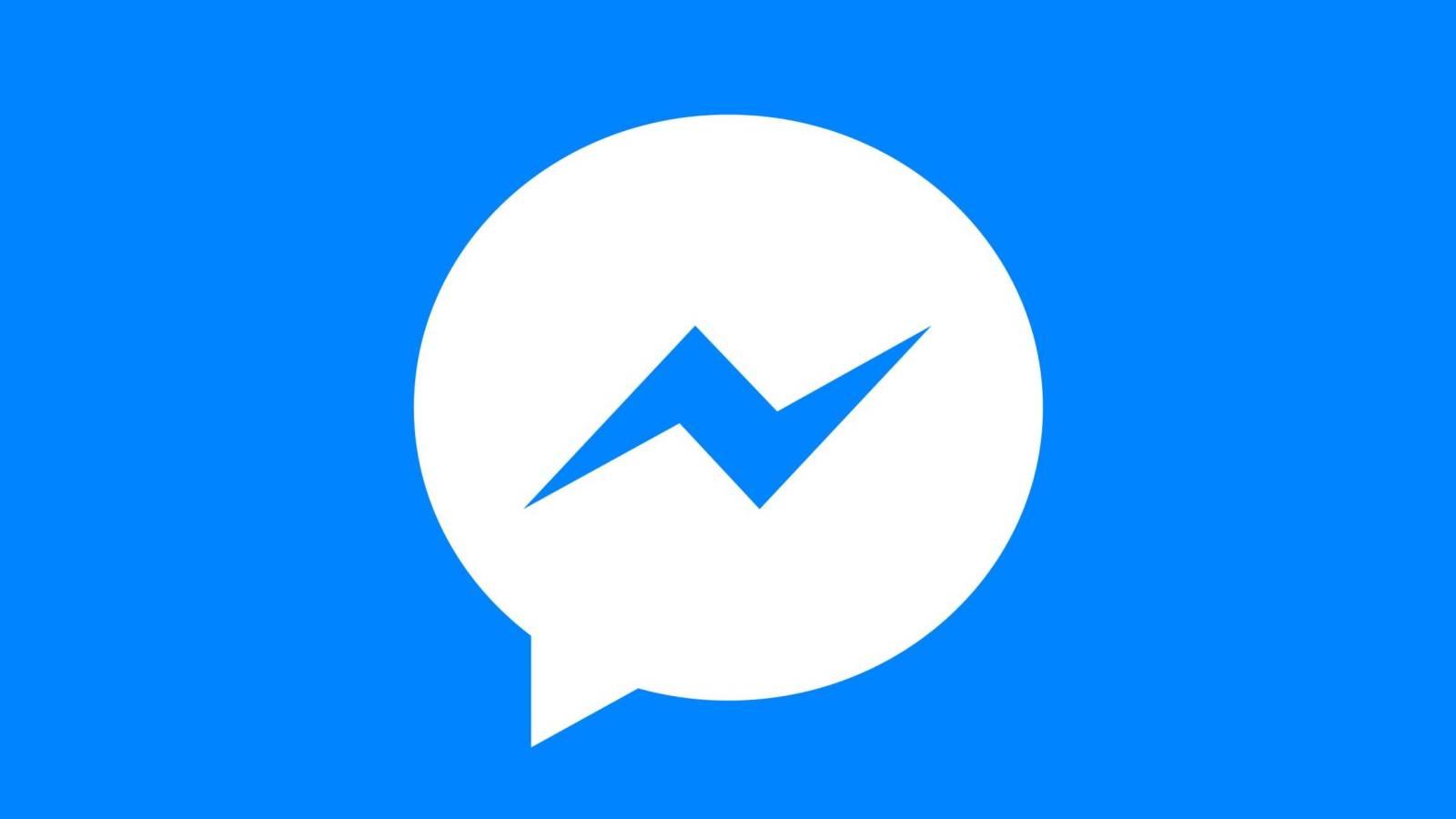 Facebook Messenger ecran