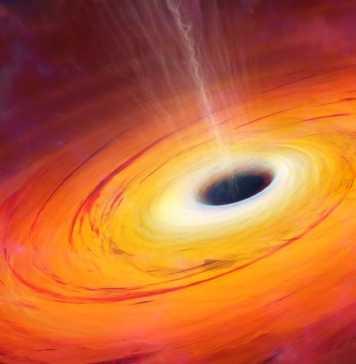 Gaura Neagra supermasiva