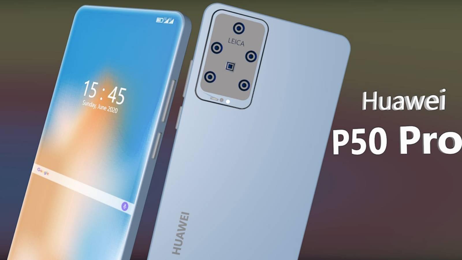 Huawei P50 Pro qualcomm