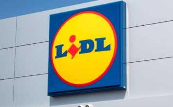 LIDL Romania inghetata