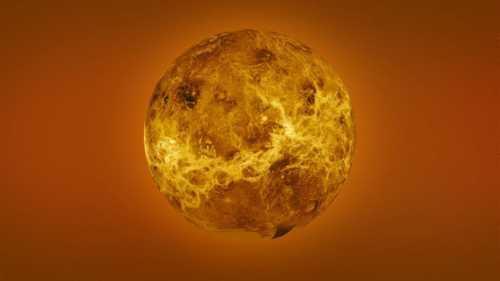 Planeta Venus: Asteroid GIGANT care a SURPRINS Cercetatorii