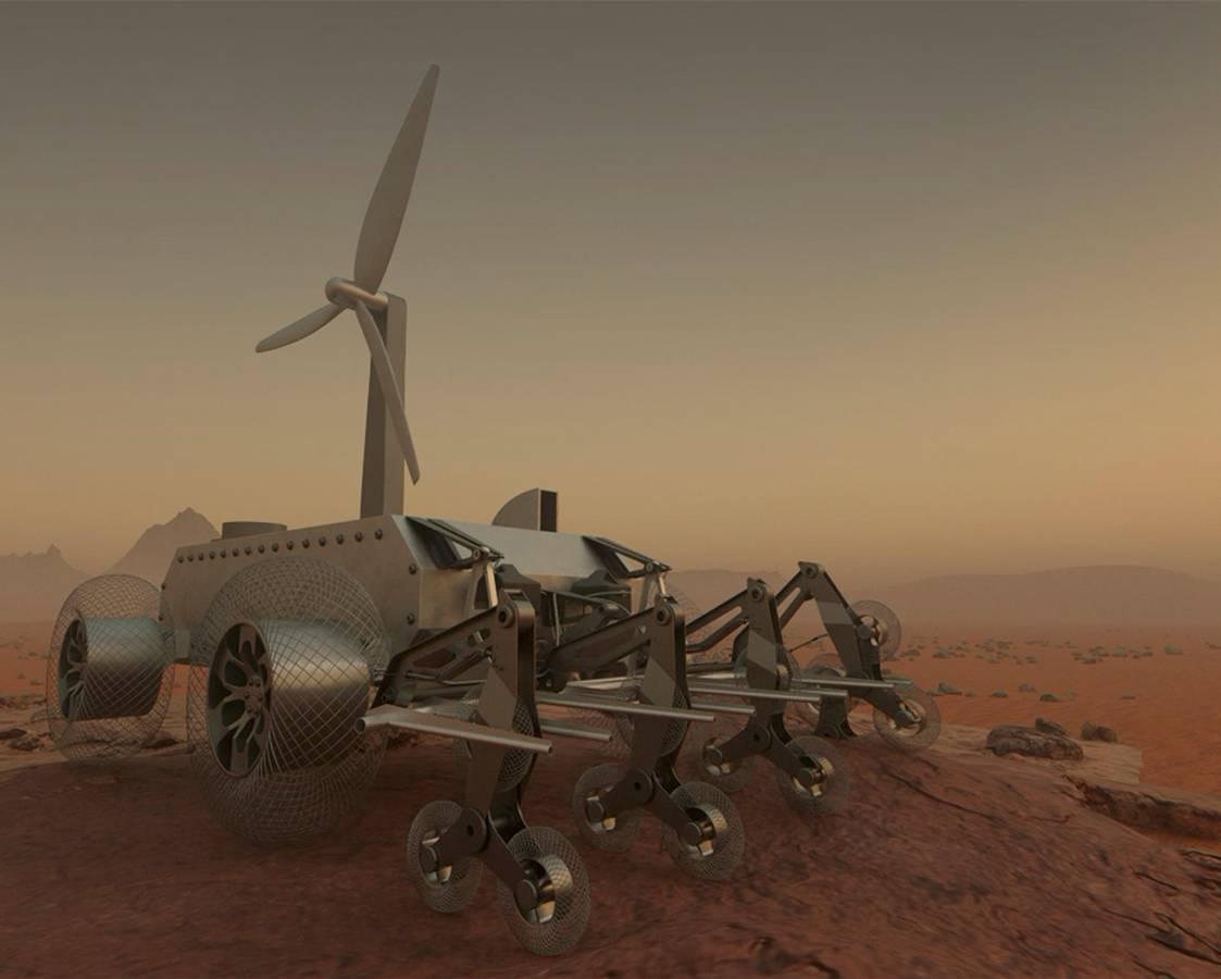 Planeta Venus robot explorare