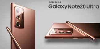 Samsung GALAXY Note 20 ULTRA teaser