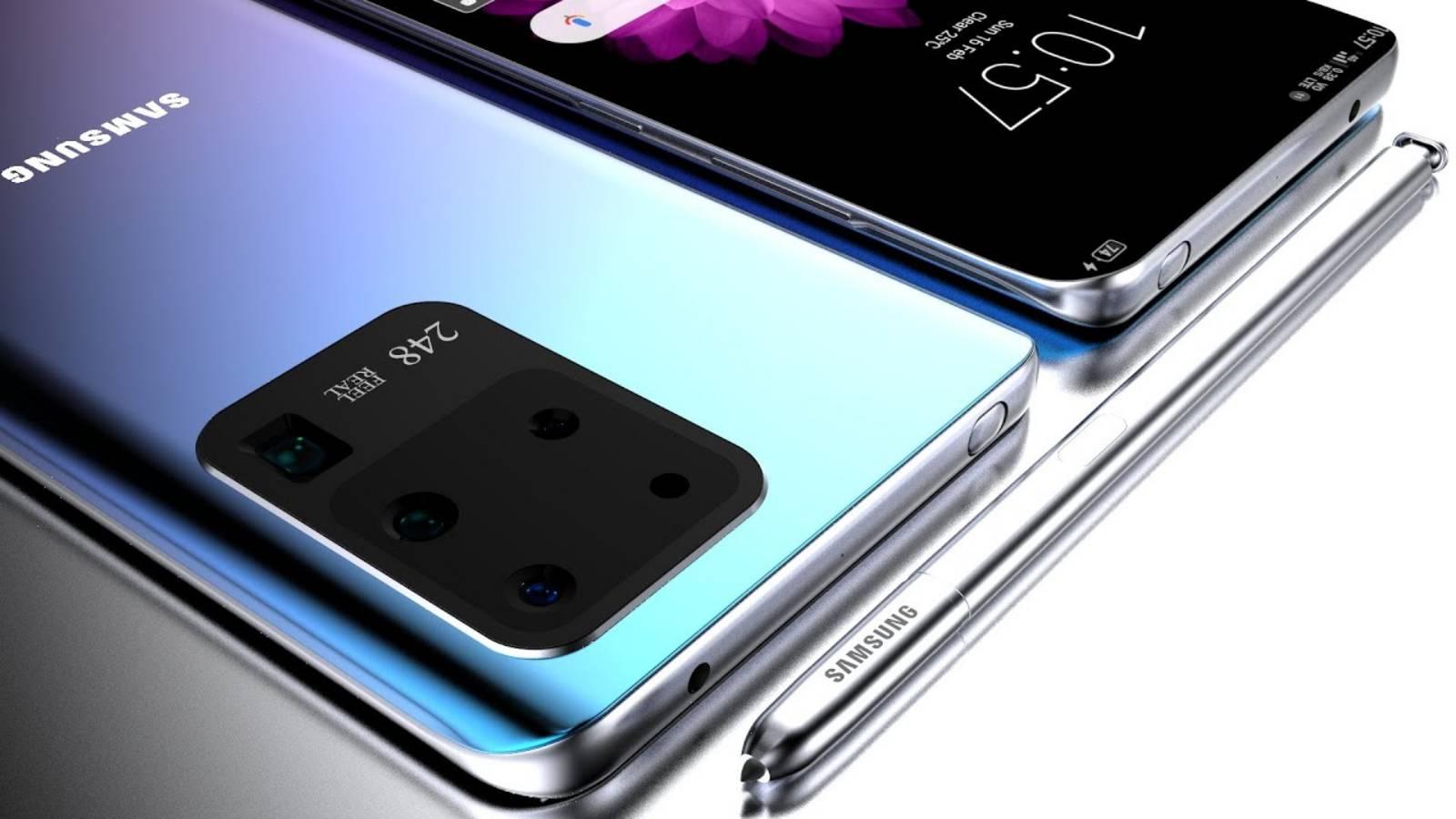 Samsung GALAXY S30 camerele
