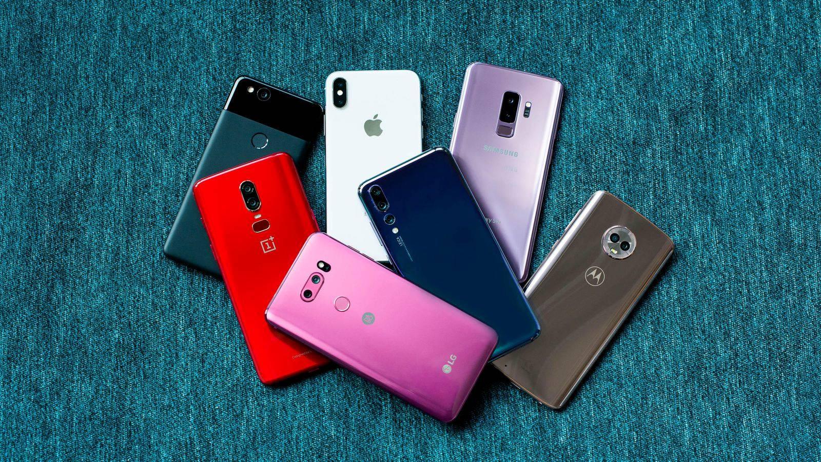 Telefoanele Android iPhone SCUMPI